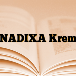 NADIXA Krem