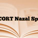 N-CORT Nazal Sprey