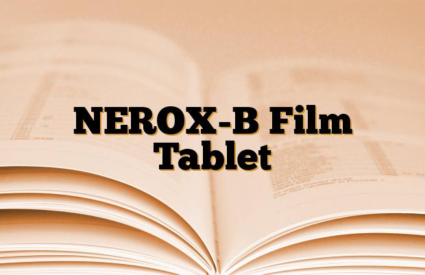 NEROX-B Film Tablet
