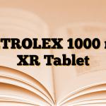 NETROLEX 1000 mg XR Tablet