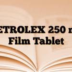 NETROLEX 250 mg Film Tablet