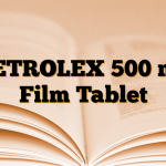 NETROLEX 500 mg Film Tablet