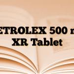 NETROLEX 500 mg XR Tablet
