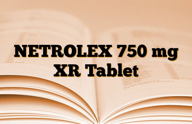 NETROLEX 750 mg XR Tablet