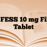 N-FESS 10 mg Film Tablet