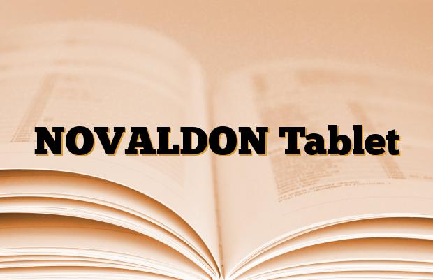 NOVALDON Tablet