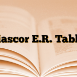 Niascor E.R. Tablet