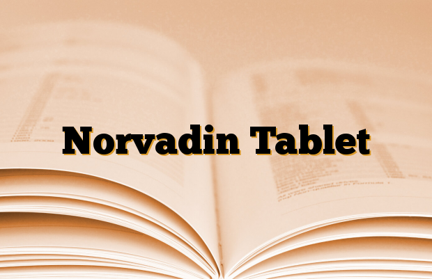 Norvadin Tablet