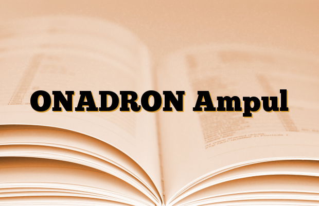 ONADRON Ampul
