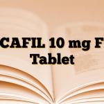 ORCAFIL 10 mg Film Tablet