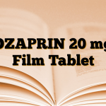 OZAPRIN 20 mg Film Tablet