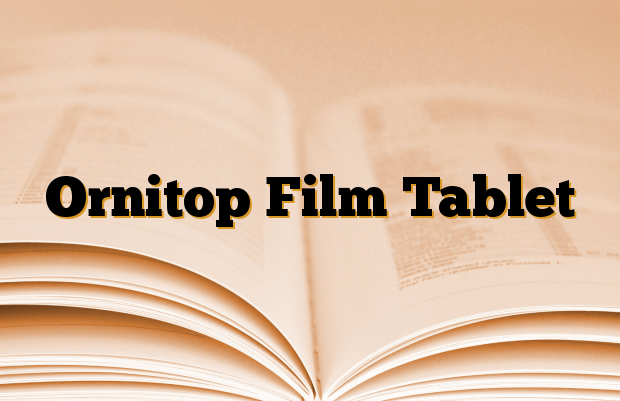 Ornitop Film Tablet