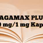 PAGAMAX PLUS 150 mg/1 mg Kapsül