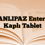 PANLIPAZ Enterik Kaplı Tablet