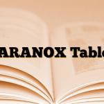 PARANOX Tablet