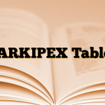 PARKIPEX Tablet