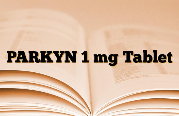 PARKYN 1 mg Tablet