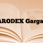 PARODEX Gargara