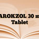 PAROKZOL 30 mg Tablet