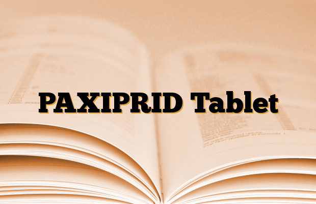PAXIPRID Tablet