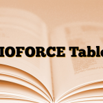 PIOFORCE Tablet