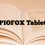 PIOFOX Tablet