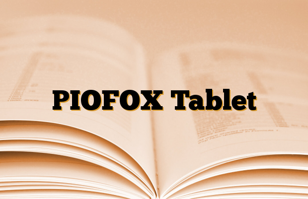 PIOFOX Tablet