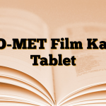 PIO-MET Film Kaplı Tablet