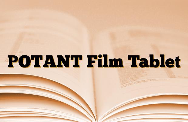 POTANT Film Tablet
