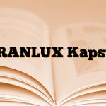 PRANLUX Kapsül