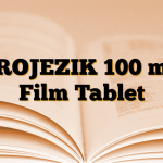 PROJEZIK 100 mg Film Tablet