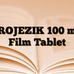 PROJEZIK 100 mg Film Tablet