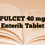 PULCET 40 mg Enterik Tablet