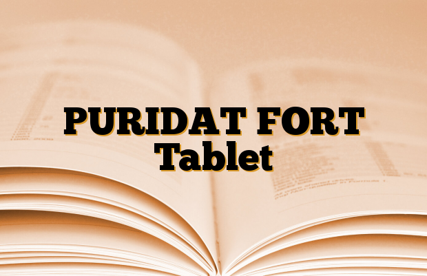 PURIDAT FORT Tablet
