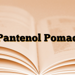 Pantenol Pomad