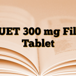 QUET 300 mg Film Tablet