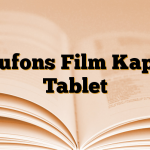 Qufons Film Kaplı Tablet