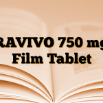 RAVIVO 750 mg Film Tablet