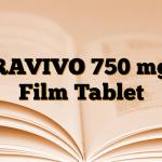 RAVIVO 750 mg Film Tablet