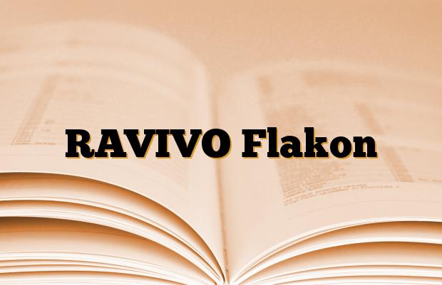 RAVIVO Flakon