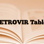 RETROVIR Tablet