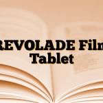 REVOLADE Film Tablet