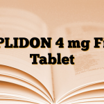 RIPLIDON 4 mg Film Tablet