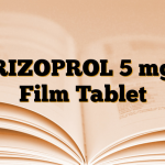 RIZOPROL 5 mg Film Tablet
