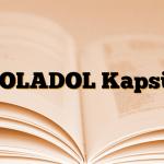 ROLADOL Kapsül