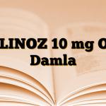 ROLINOZ 10 mg Oral Damla