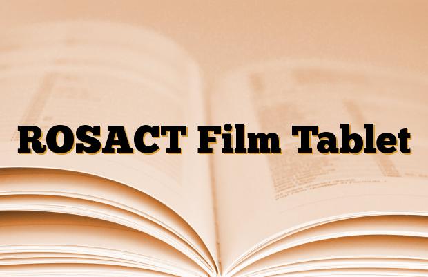 ROSACT Film Tablet