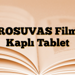 ROSUVAS Film Kaplı Tablet