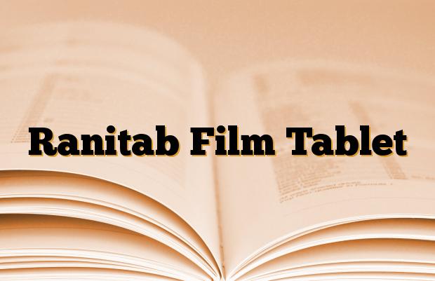 Ranitab Film Tablet