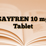 SAYFREN 10 mg Tablet